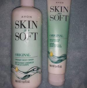 Body wash/hand cream